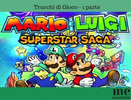 Trucchi di Gioco per Mario e Luigi SuperStar Saga