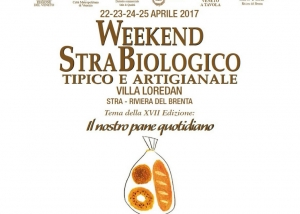 Week end Strabiologico Tipico e Artigianale