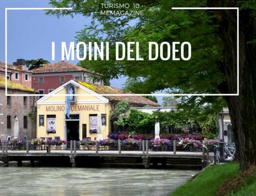 Turismo 10: I Moini del Doeo (I Mulini di Dolo) – Venezia