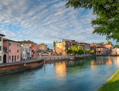 Isola Bassa a Dolo Venezia