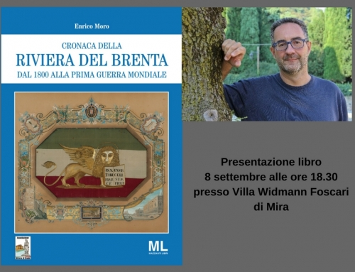 Cronaca della Riviera del Brenta di Enrico Moro