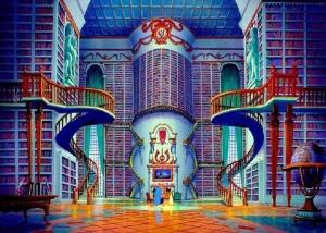 PAGINE - La Biblioteca: lo scrigno della libertà.
