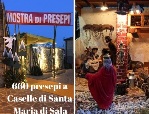 660 presepi di tutto il mondo a Santa Maria di Sala.
