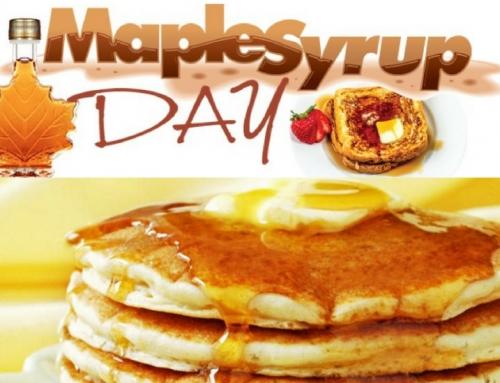 Maple Syrup Day: la giornata dello Sciroppo d'Acero
