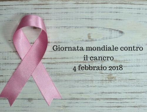 Giornata mondiale contro il cancro – 4 febbraio