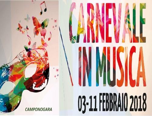 Camponogara: Carnevale in Musica '18