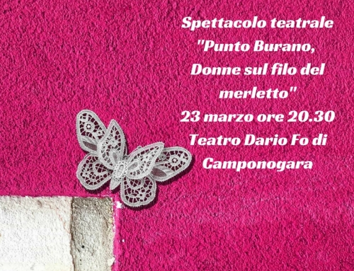 Spettacolo teatrale Punto Burano a Camponogara