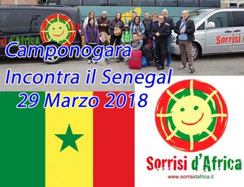 29 Marzo la solidarietà a Camponogara