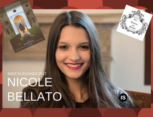 Mondomiss e Mister: Belli Fuori e…Dentro! Nicole Bellato, Miss Eleganza RdB 2017