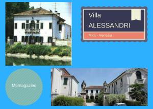 Turismo 10: Villa e Barchessa Alessandri - Mira (Ve)