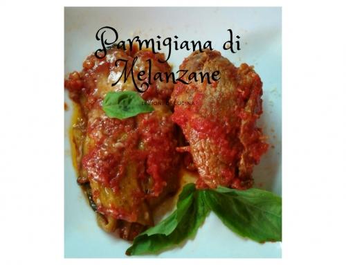 Parmigiana di melanzane: la ricetta