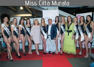 Terza Selezione Miss Città Murata 2018: Miss Terrazza Roma Castelfranco Veneto