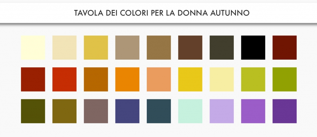 Armocromia autunno