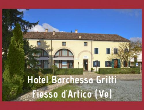 """Hotel Barchessa Gritti, Fiesso d'Artico (Ve): la """"passione per l'ospitalità""""."""
