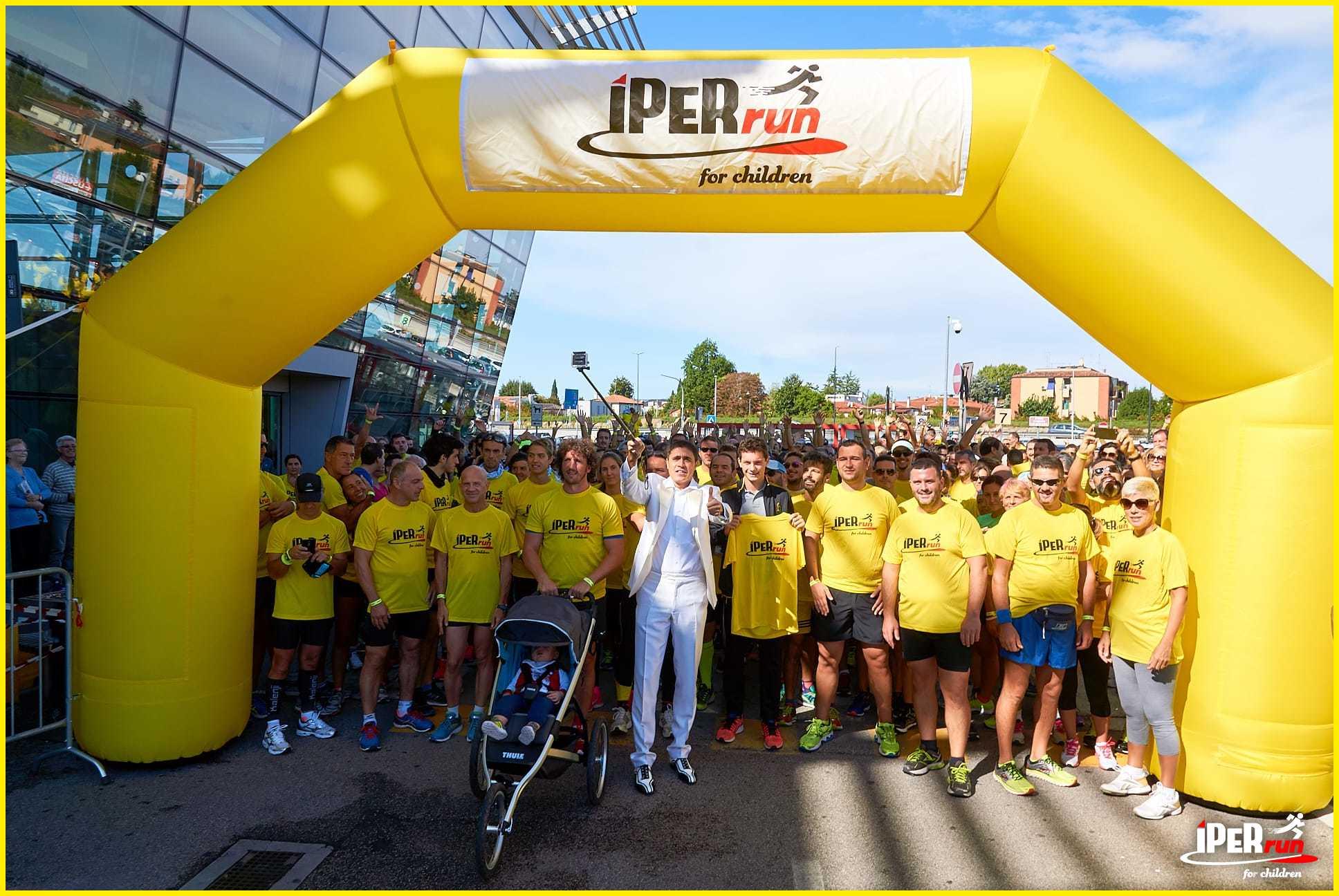 IPERrun 2018 Padova corsa
