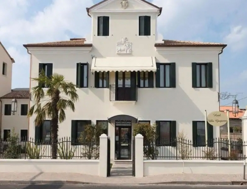 Villa Gasparini: l'hotel più originale della Riviera del Brenta