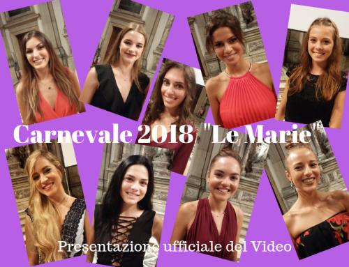 Carnevale di Venezia 2018: La festa delle Marie-Presentazione ufficiale del video