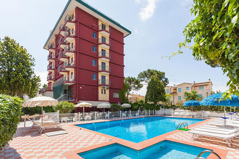 Hotel Frank Jesolo