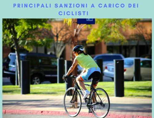 Ciclisti immuni alle sanzioni? Non sempre…