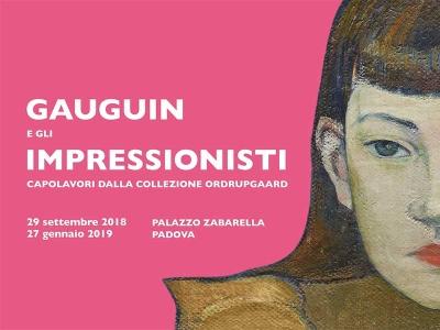 Collezione Ordrupgaard Palazzo Zabarella