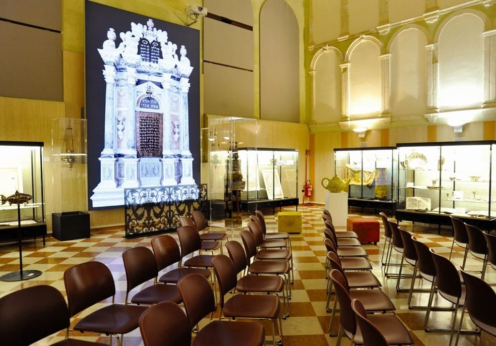 Museo della Padova Ebraica esposizione