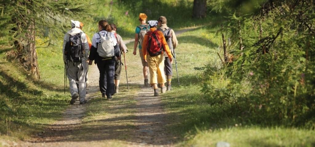 BlaWalk Applicazione escursioni