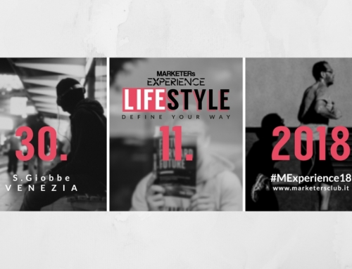 MARKETERs Experience 2018 – Lifestyle: Define Your Way