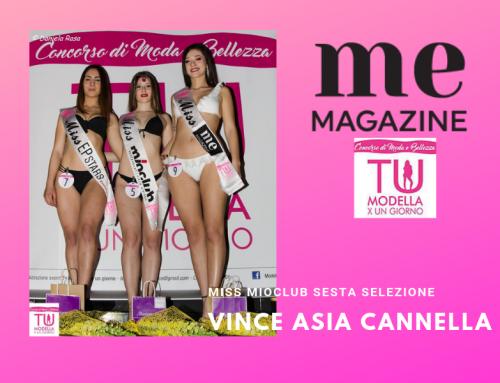 Miss Mioclub ultima selezione: vince Asia Cannella