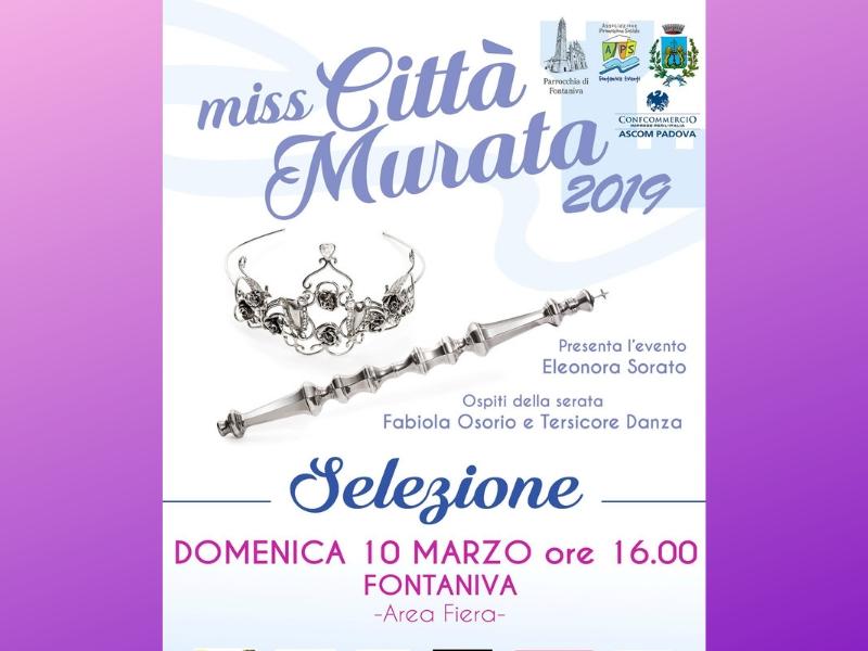 Miss Città Murata Fontaniva