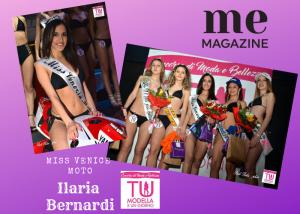 Miss Venezia Moto 2019: vince Ilaria Bernardi