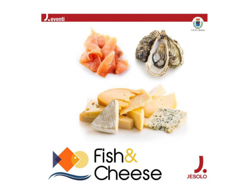 Fish and Cheese a Jesolo