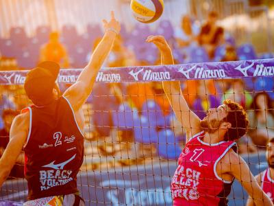 mizuno beach volley