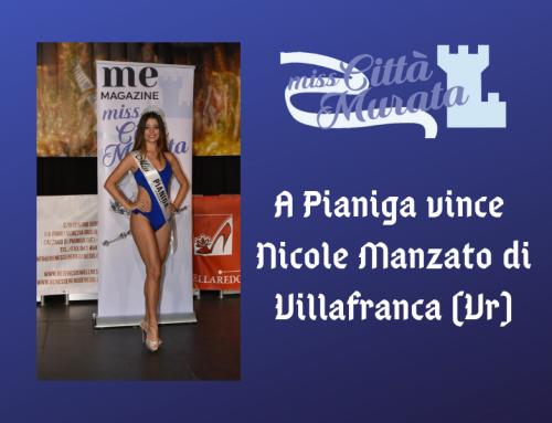 Miss Città Murata ultima selezione: a Pianiga vince una bellezza veronese.