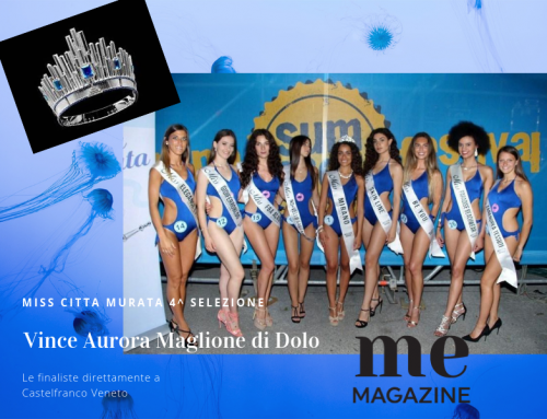 Vince una dolese la 4^ selezione di Miss Città Murata: Aurora Maglione.