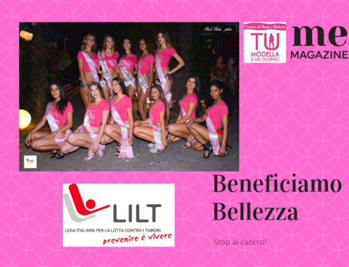 BENEFICIAMO BELLEZZA…Pink for the cure!