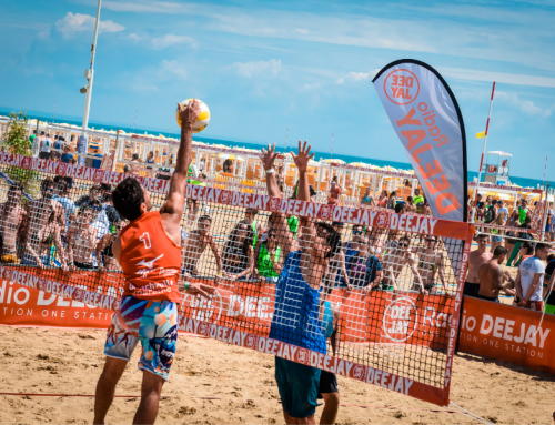 Mizuno Beach Volley Marathon 2019