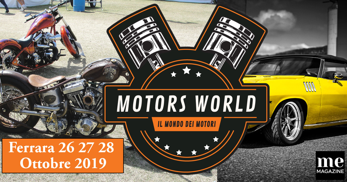 Ferrara Motors World 2019