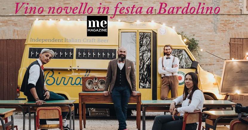 Produttori di vino a Barberino per la festa del vino novello