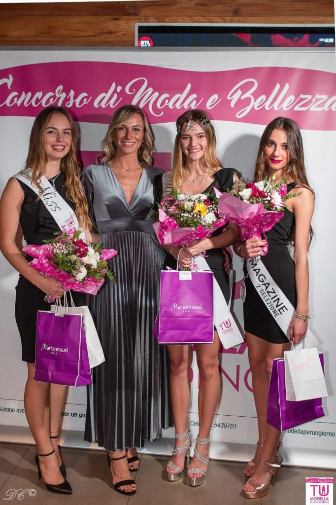 Miss Eden, le classificate con Chiara Perale